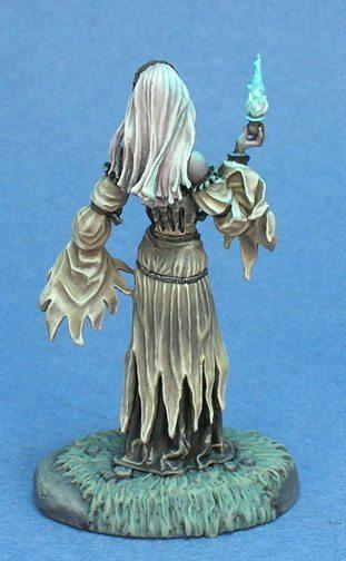 melisandre ice statue back