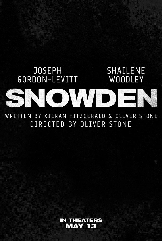 Trailer película Snowden con Joseph Gordon-Levitt