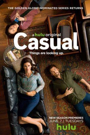 Casual Season 2 Hulu