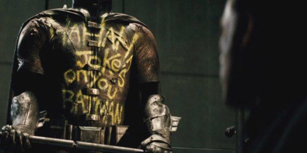 Traje Robin en Batman v Superman es de Jason Tood