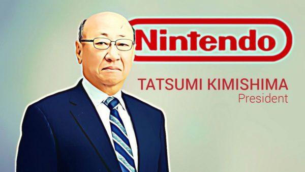 Tatsumi Kimishima habla de películas de Nintendo