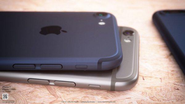 Alegados precios del iPhone 7 y iPhone 7 Pro