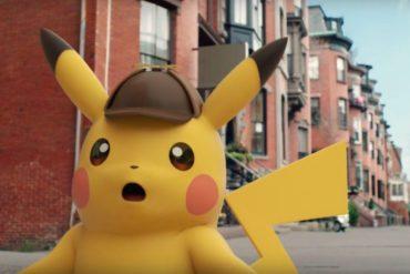 Pikachu Detective Película de Pokémon acción real