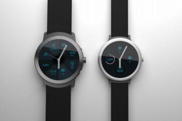 Angelfish y Swordfish smartwatch Nexus de Google