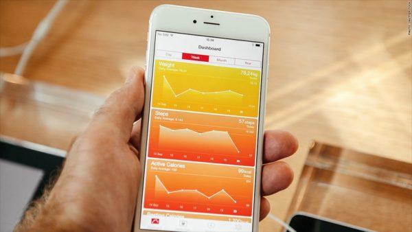 Apple compra a Gliimpse, compañía dedicada en datos de salud