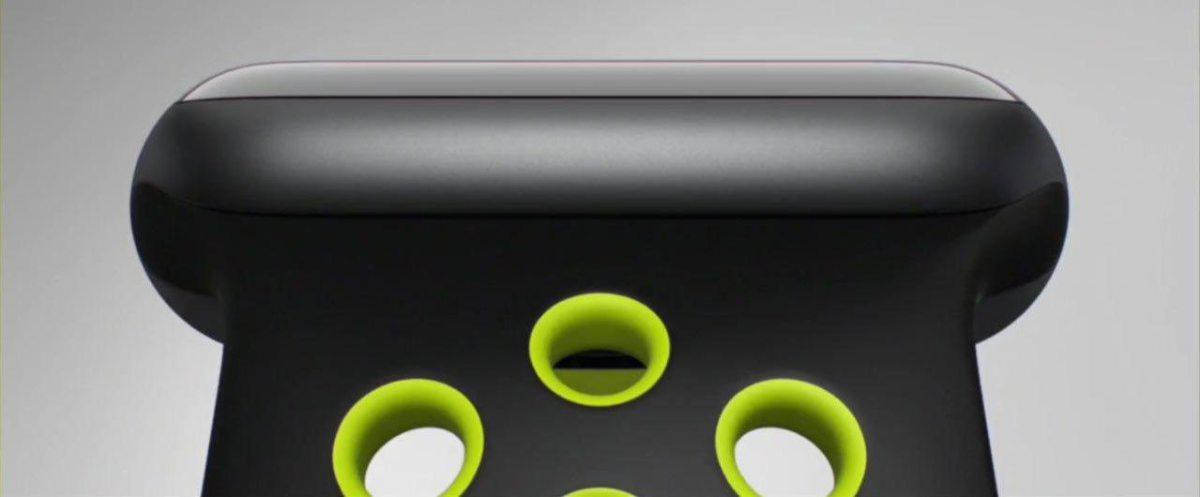 Apple Watch + Nike
