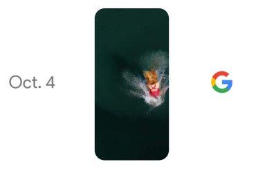 Fecha de presentación teléfonos Google Pixel