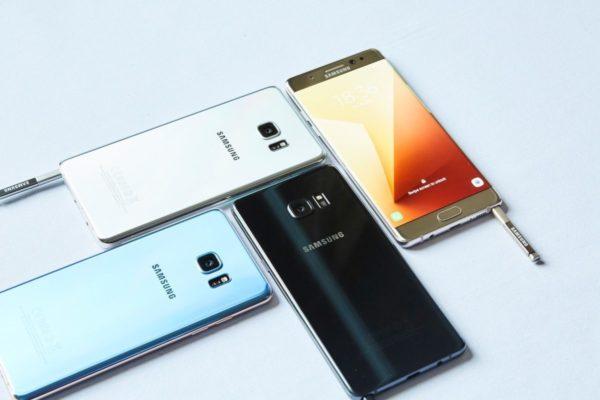 Samsung Galaxy Note 7 ha muerto