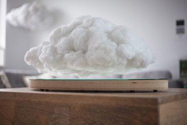 Making Weather Bocina flotante de nube