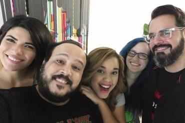 Legalmente Nerd con Natalia Lugo y Dori Loli
