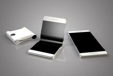 Samsung Galaxy X plegable patente