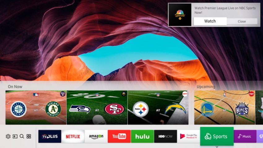 Nuevos servicios Smart TV Samsung