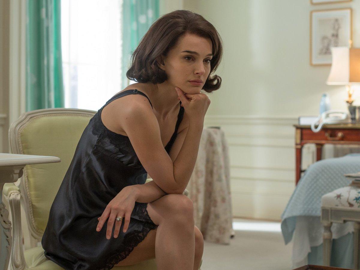 Jackie (2016) Natalie Portman
