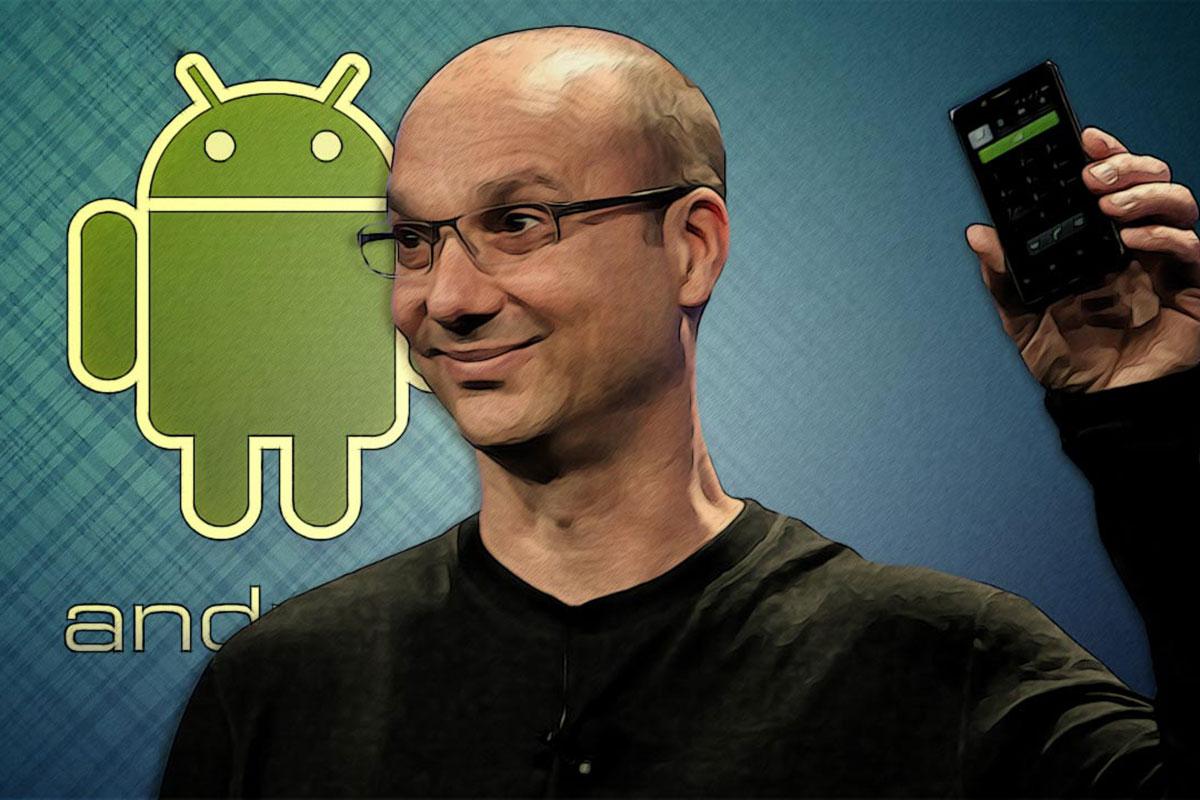 Essential, la nueva compañía del creador de Android, Andy Rubin
