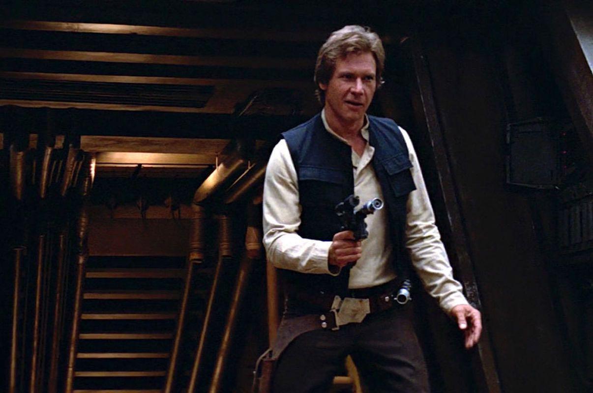 Película de Han Solo Star Wars