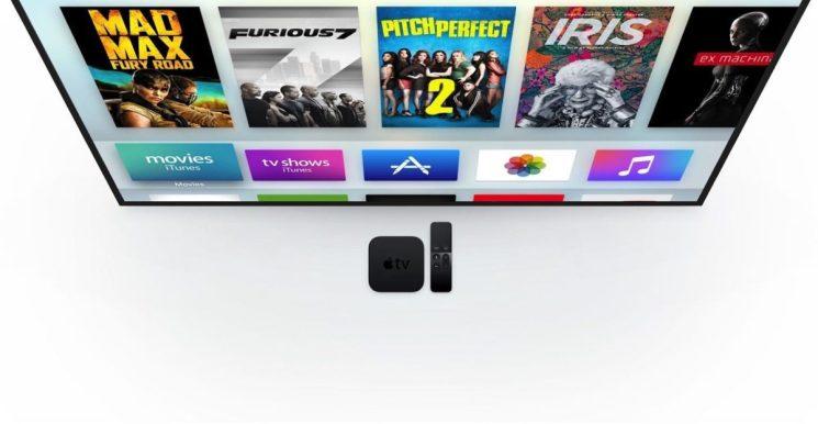 Apple TV y tvOS