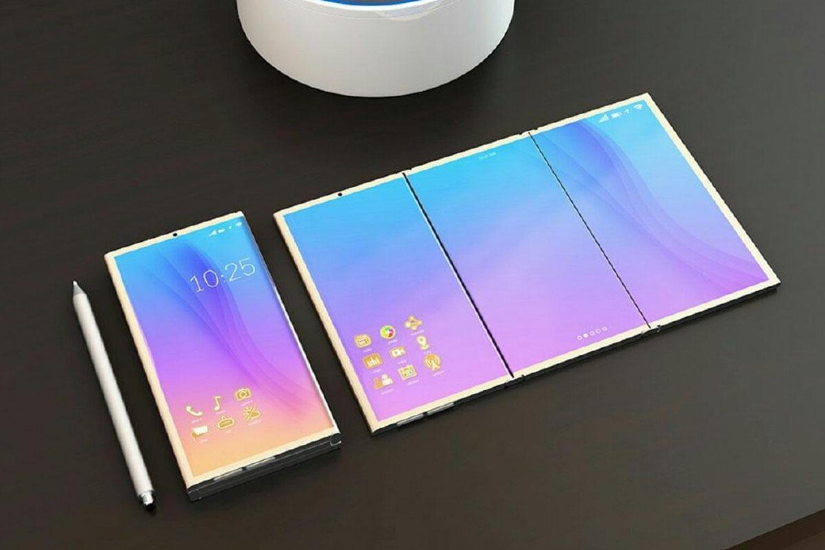 Concepto Samsung Galaxy X