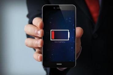 Nueva batería de litio smartphones