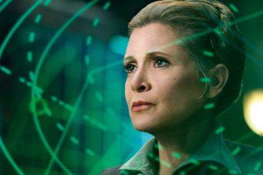 Carrie Fisher sí aparecerá en Star Wars: Episodio IX