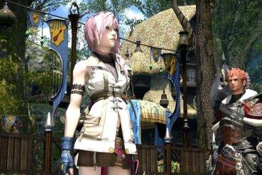 Serie Final Fantasy XIV: Daddy of Ligth Netflix