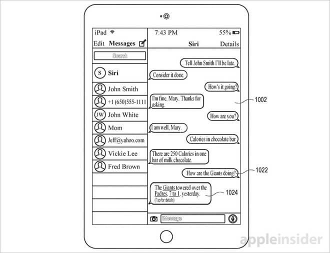 Siri y iMessage en iOS 11