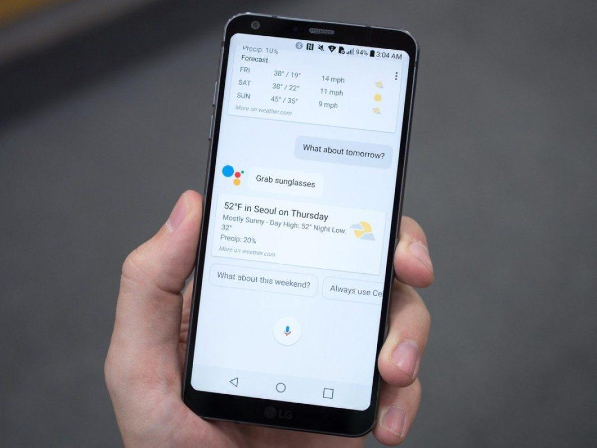 Google Assistant puede llegar a iOS muy pronto