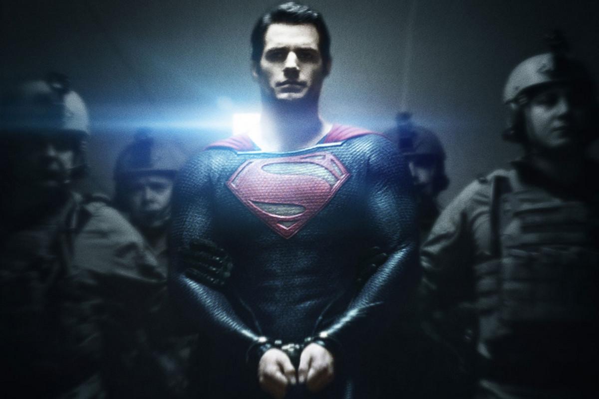 Superman es un villano en Red Son