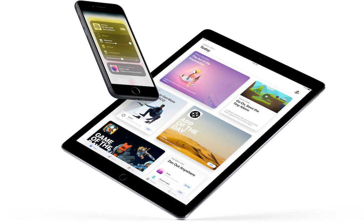 iPhone y iPad iOS 11