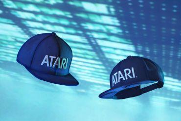 Atari Speakerhat