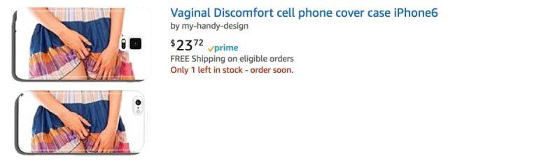 Cover my-handy-design Bot en Amazon