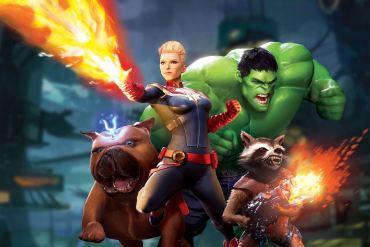 Marvel Powers United VR Oculus