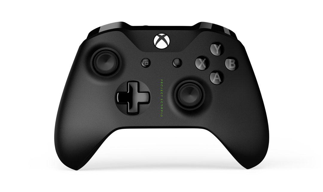 Xbox One X Project Scorpio EditionXbox One X Project Scorpio Edition