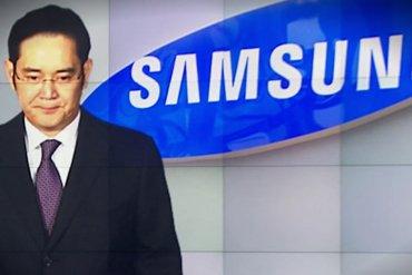 Jay-Y-Lee heredero de Samsung