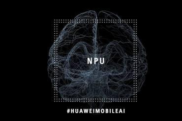 Huawei Mate 10 NPU