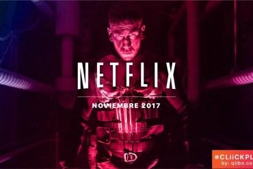 Nuevo en Netflix Noviembre