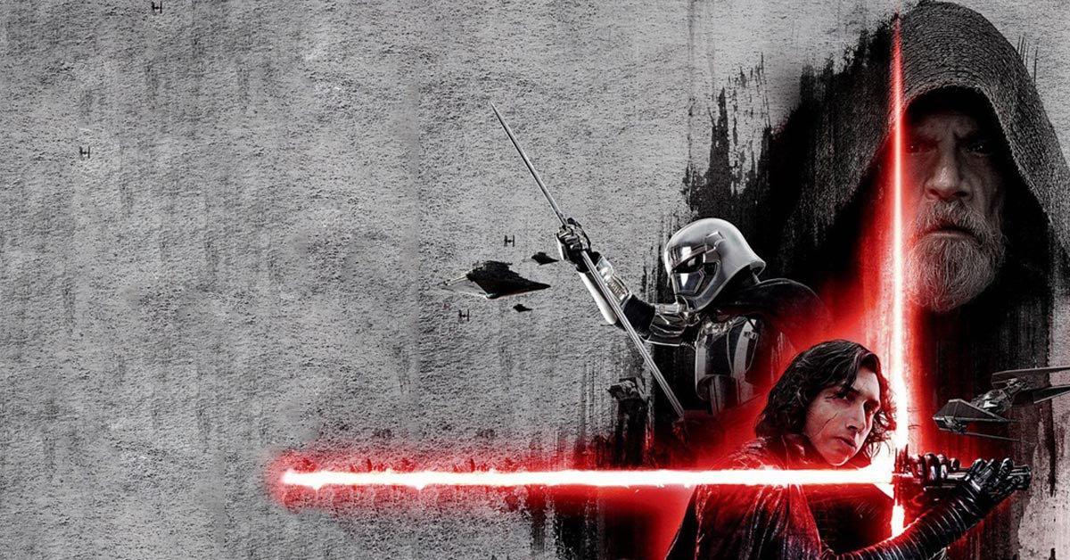 Dark Luke - Star Wars: The Last Jedi