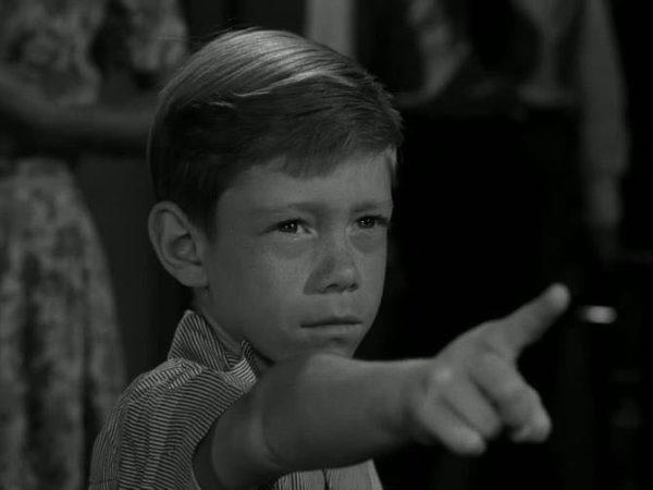 Twilight Zone - It's a good life