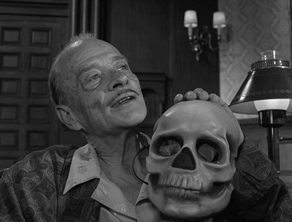 Twilight Zone - The Masks