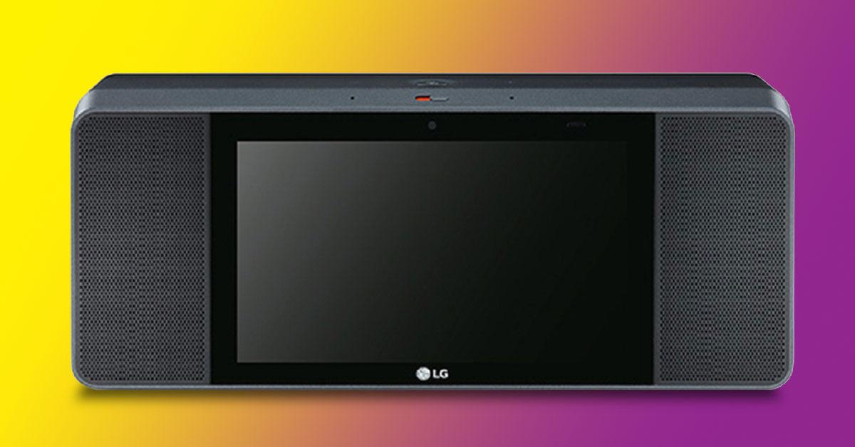 LG ThinQ WK9