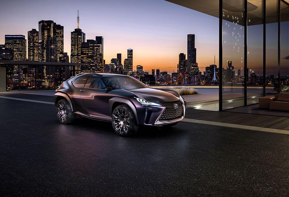 Lexus UX Concepto