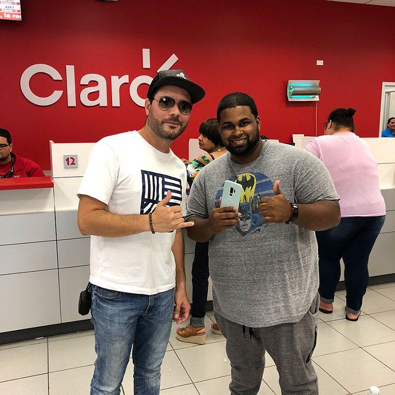Lanzamiento Galaxy S9 Claro Puerto Rico