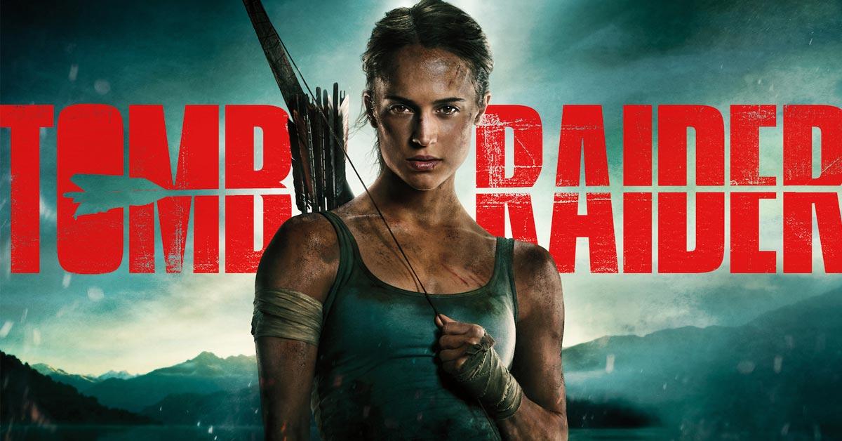 Tomb Raider 2 es una de las películas basadas en vidoejuegos próxima a estrenarse