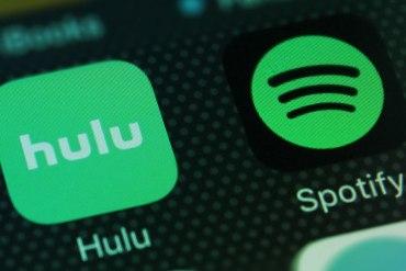 Bundle Spotify y Hulu