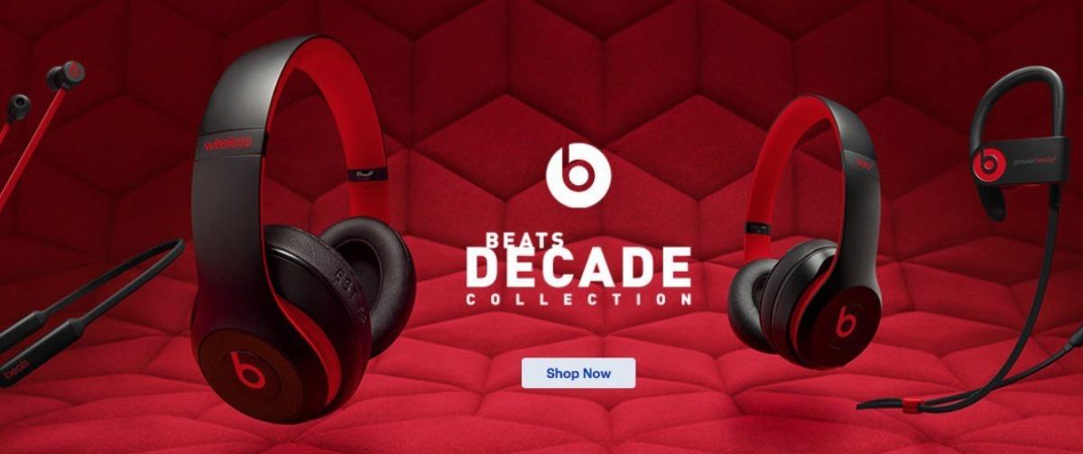 Beats Decade Collection