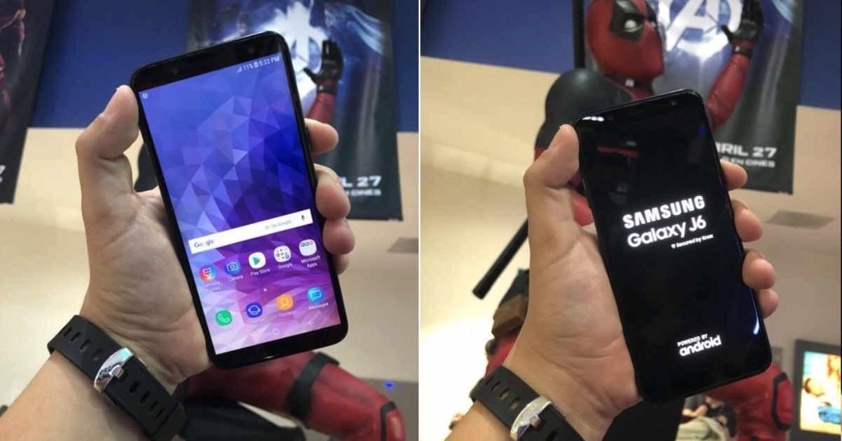 Samsung Galaxy J6Samsung Galaxy J6