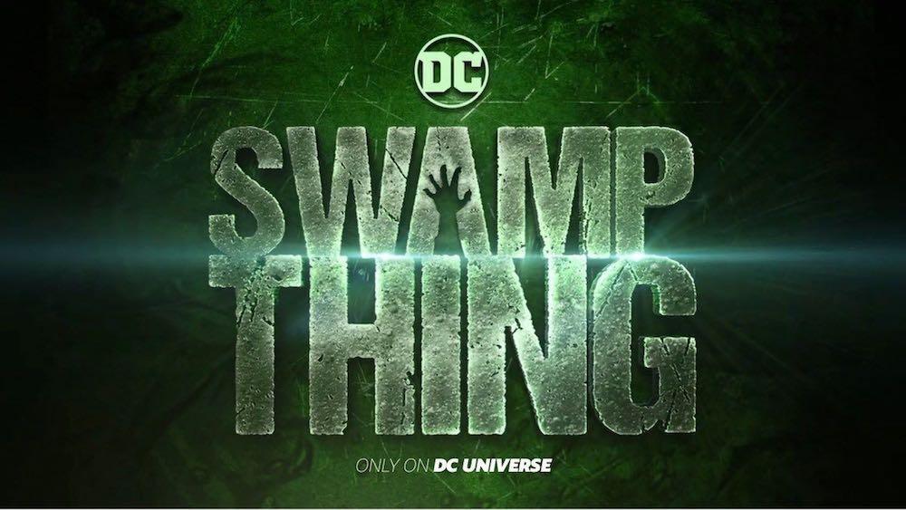DC Universe - Swamp Thing