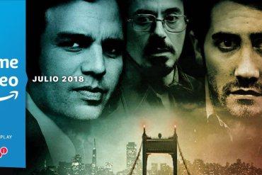 Estrenos Amazon Prime Video Julio 2018
