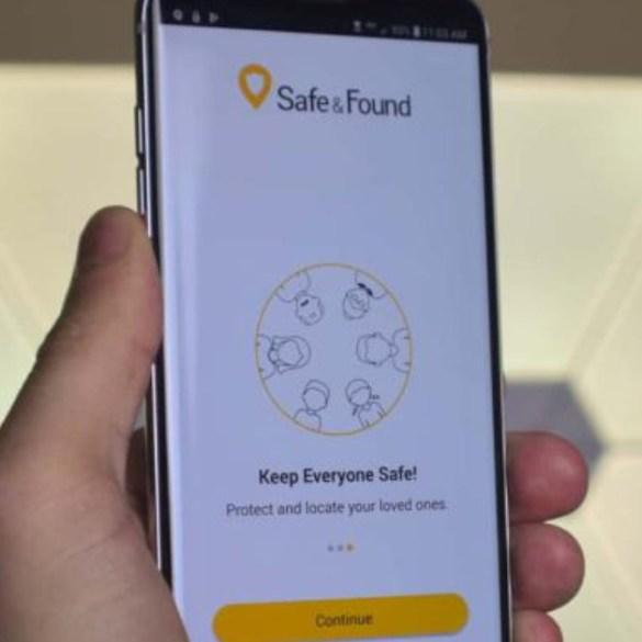 Sprint Safe and Found