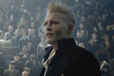 Johnny-Depp Gellert Grindelwald - Fantastic-Beasts-The-Crimes-of-Grindelwald