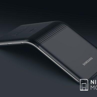 Render Samsung Galaxy X